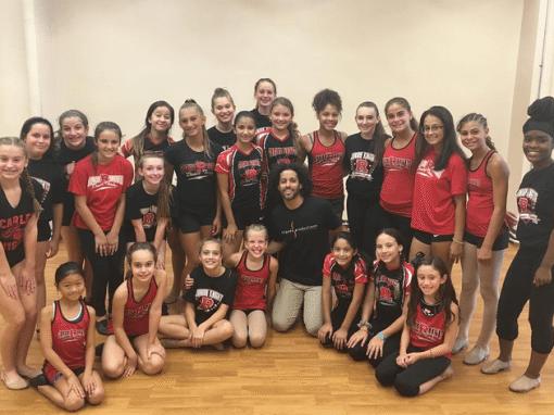 Junior Knights Dance Team at Rutgers